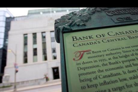 Ngân hàng Canada lạc quan song thận trọng về kinh tế
