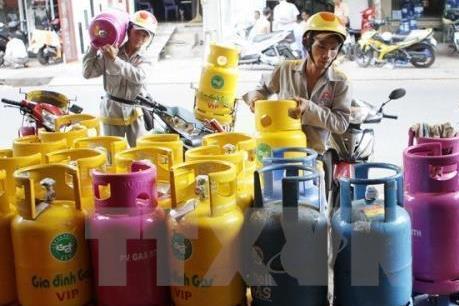 Từ 1/8, giá gas tăng 2.250 đồng/kg