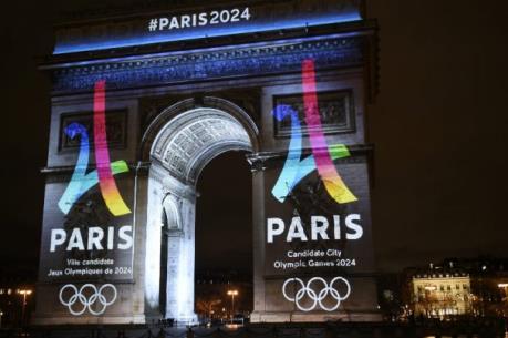 Paris được lựa chọn đăng cai Olympic 2024