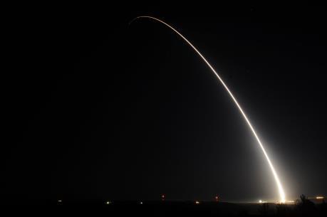 Mỹ phóng thử thành công tên lửa đạn đạo liên lục địa