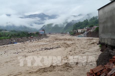 Mưa lũ gây thiệt hại trên 8 tỷ đồng tại Lạng Sơn