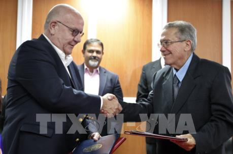 Cuba và Mỹ mở rộng hợp tác trong dịch vụ cảng biển