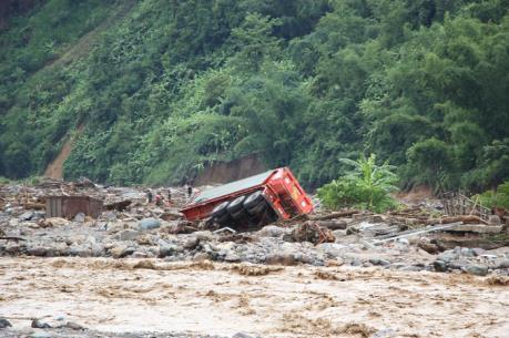 Vinalines hỗ trợ 3 tỷ đồng xây dựng trạm y tế xã ở huyện Mường La (Sơn La)