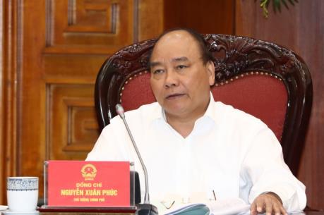 Thủ tướng chỉ đạo về dự án nhận chìm vật chất ở biển Bình Thuận