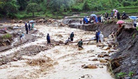 Thủ tướng chỉ đạo khắc phục hậu quả mưa lũ
