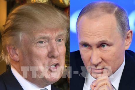 Nga đồng quan điểm với Tổng thống Mỹ Donald Trump về tình hình quan hệ hai nước