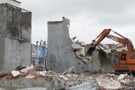 Gia tăng tình trạng xây nhà sai phép, không phép tại Tp. Hồ Chí Minh