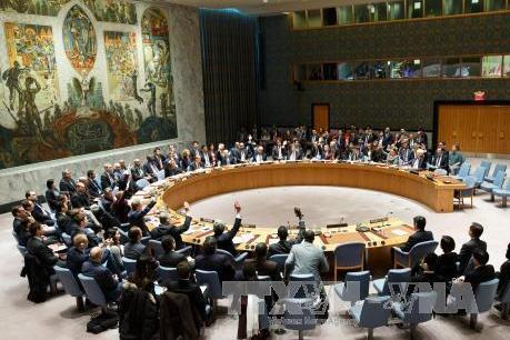 Thông qua nghị quyết áp đặt các biện pháp trừng phạt mới đối với Triều Tiên