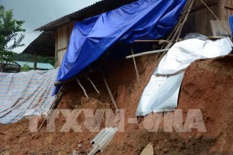 Điện Biên kiên quyết di dời các hộ dân trong vùng có nguy cơ cao về sạt lở và lũ quét