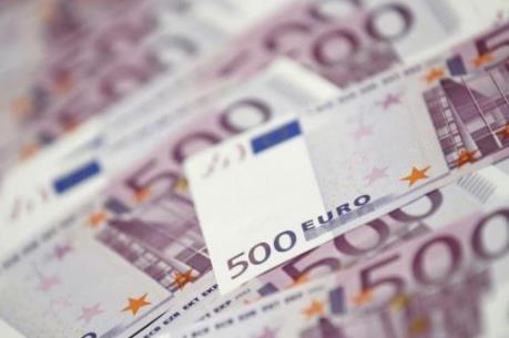 Đồng euro xuống mức thấp nhất trong ba tháng