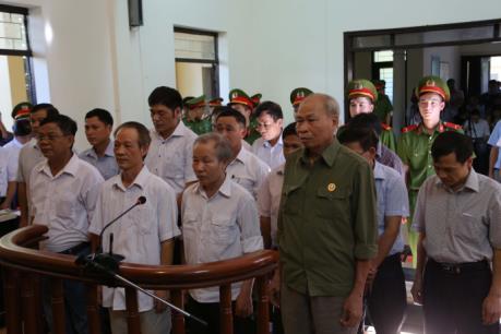 Ngày 14/11, xét xử phúc thẩm vụ vi phạm trong quản lý đất đai ở Đồng Tâm, Hà Nội