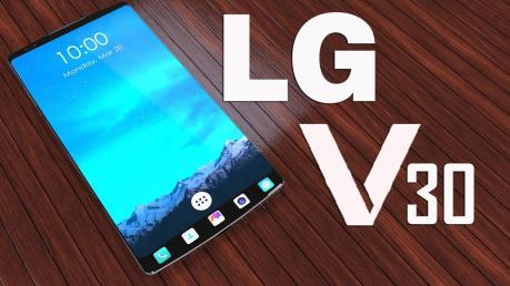 LG Electronics sẽ ra mắt smartphone cao cấp LG V30