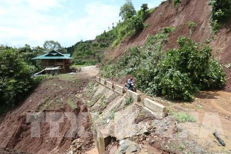 Nguy cơ mưa lũ, sạt lở đất khu vực vùng núi phía Bắc