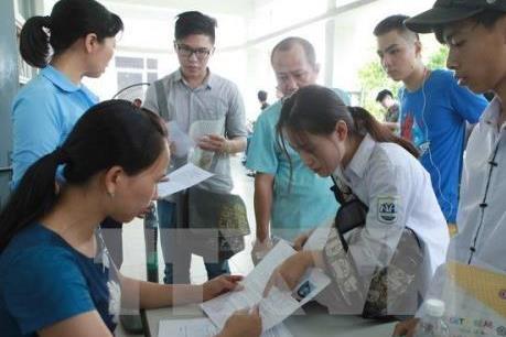 Kỳ thi THPT quốc gia 2019: Thí sinh đăng ký xét tuyển đại học giảm