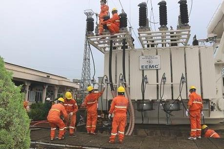 Điện lực miền Bắc chủ động phương án cấp điện mùa thi