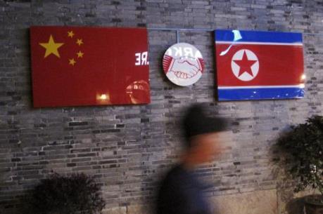 """""""Giới hạn đáy"""" của Trung Quốc đối với CHDCND Triều Tiên"""
