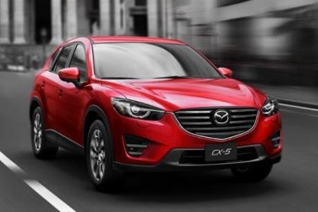 Bảng giá xe Mazda tháng 11/2017