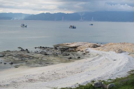 Cách chức ông Hà Quốc Quân sau vụ nhận chìm bùn thải xuống biển Bình Thuận