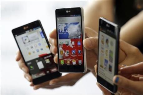 Kỳ vọng vào mảng điện thoại thông minh LG Electronics