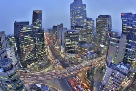 Hàn Quốc tụt 10 bậc trong xếp hạng tăng trưởng kinh tế của OECD