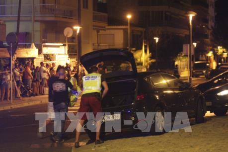 Tin mới nhất về số người thiệt mạng tại loạt vụ tấn công tại Tây Ban Nha