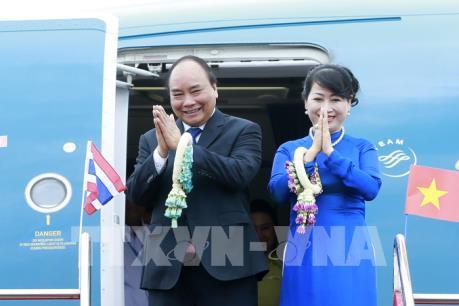 Chuyến thăm Thái Lan của Thủ tướng Nguyễn Xuân Phúc: Thành công trên cả ba phương diện