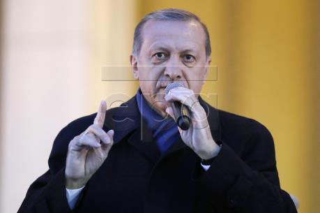 Căng thẳng ngoại giao Đức - Thổ Nhĩ Kỳ: Tổng thống Erdogan chỉ trích phản ứng của Đức