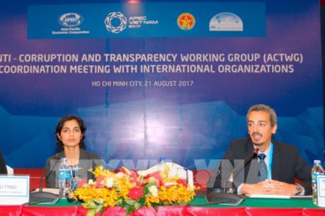 APEC 2017: Việt Nam nỗ lực hoàn thiện thể chế, chính sách về phòng chống tham nhũng