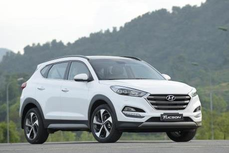 Hyundai Tucson 2017 có nhiều thay đổi đáng chú ý, giá từ 815 triệu đồng