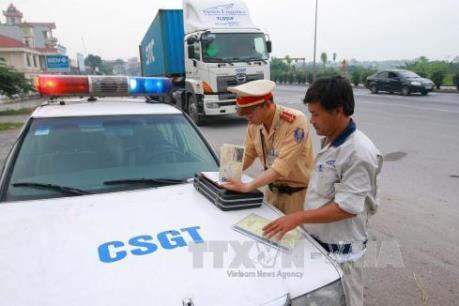 Bộ Công an chỉ đạo hạn chế họp hành, tập trung bảo đảm trật tự an toàn giao thông dịp Tết