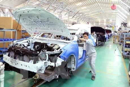 Bộ Tài chính đưa ra 2 phương án giảm thuế nhập khẩu đối với linh kiện ô tô