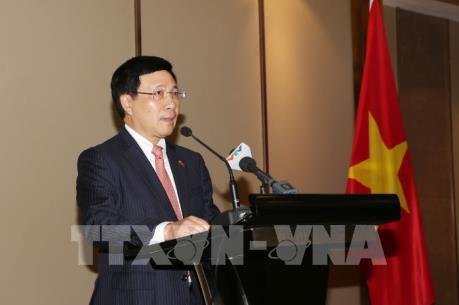 Tiềm năng và thế mạnh trong hợp tác kinh tế Việt Nam - Myanmar còn rất lớn