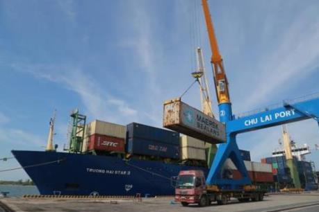 Thaco xuất khẩu 260 bộ linh kiện phụ tùng xe bus County sang Kazakhstan