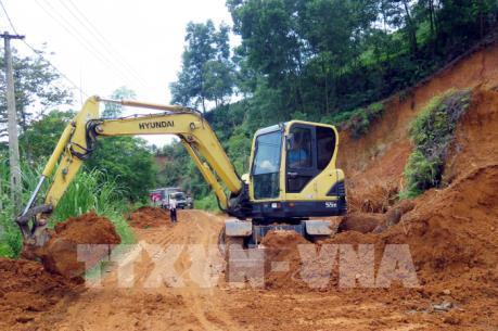 Cảnh báo sạt lở đất và lũ quét có khả năng xảy ra tại các tỉnh vùng núi phía Bắc