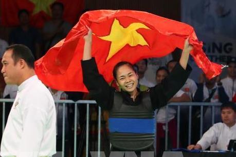 """SEA Games 29:  Pencak silat kỳ vọng sẽ là """"mỏ Vàng"""" của đoàn Thể thao Việt Nam"""