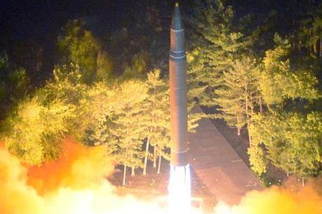 Dấu hiệu cho thấy Triều Tiên đang chuẩn bị cho vụ phóng tên lửa mới