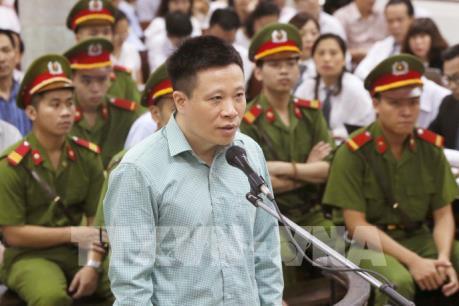 """Hà Văn Thắm và đồng phạm """"đẩy"""" trách nhiệm trong khoản vay 500 tỷ đồng"""