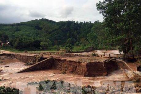 Bắc Bộ có mưa, nguy cơ sạt lở đất, lũ quét đặc biệt cao ở Yên Bái và Lào Cai
