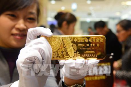 Giá vàng thế giới tăng mạnh trước những bất ổn chính trị