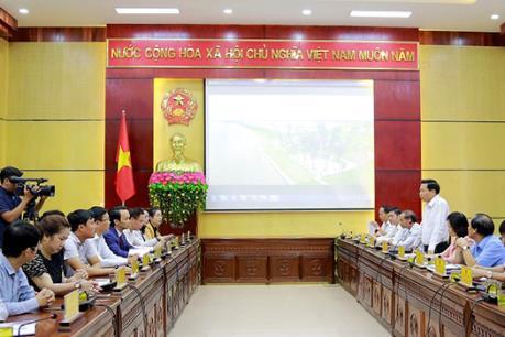 Tập đoàn FLC tìm hiểu đầu tư đô thị nghỉ dưỡng tại Bắc Ninh