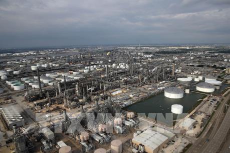 1 triệu thùng dầu thô được trích xuất từ Kho dự trữ chiến lược của Mỹ sau bão Harvey