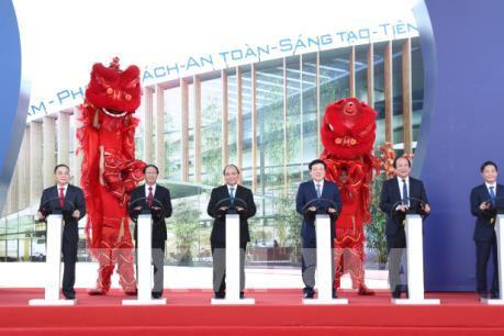 Khởi công Dự án Tổ hợp sản xuất ô tô thương hiệu Việt đầu tiên