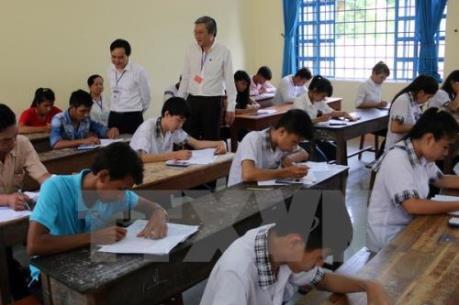 Quy chế thi Trung học phổ thông quốc gia năm nay có gì mới?
