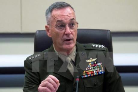 Mỹ, Hàn nhất trí về các biện pháp quân sự đáp trả với hành động khiêu khích của Triều Tiên