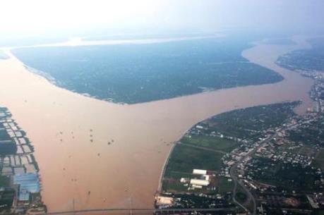 Thủy điện thượng nguồn Mê Kông giảm xả nước, đỉnh xâm nhập mặn sẽ xuất hiện