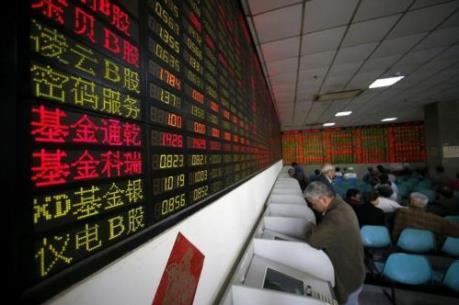 Lo ngại về cuộc chiến thương mại toàn cầu phủ sắc đỏ lên chứng khoán châu Á
