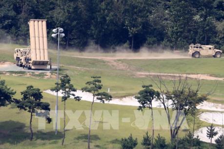 Hàn Quốc lo ngại trả đũa của Trung Quốc sau khi bổ sung bệ phóng THAAD