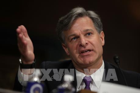 FBI mở gần 1.000 cuộc điều tra về đánh cắp bản quyền sở hữu trí tuệ