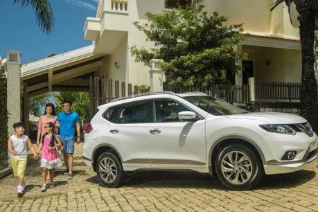 Đến lượt Nissan Việt Nam hỗ trợ lệ phí trước bạ cho khách mua X-Trail 50 triệu đồng
