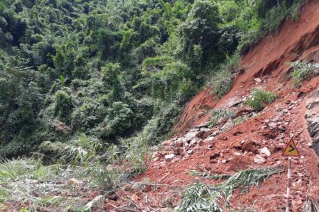 Sạt lở đất vẫn có thể xảy ra tại một số tỉnh miền núi phía Bắc